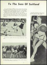 Page 12, 1956 Edition, Suitland High School - Aries Yearbook (Suitland, MD) online yearbook collection