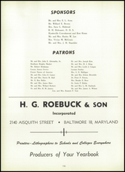 Page 130, 1956 Edition, Suitland High School - Aries Yearbook (Suitland, MD) online yearbook collection