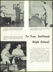 Page 14, 1956 Edition, Suitland High School - Aries Yearbook (Suitland, MD) online yearbook collection