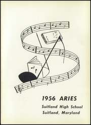 Page 5, 1956 Edition, Suitland High School - Aries Yearbook (Suitland, MD) online yearbook collection
