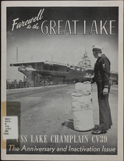 Page 1, 1946 Edition, Lake Champlain (CV 39) - Naval Cruise Book online yearbook collection