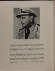 Page 4, 1946 Edition, Lake Champlain (CV 39) - Naval Cruise Book online yearbook collection