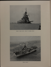 Page 8, 1946 Edition, Lake Champlain (CV 39) - Naval Cruise Book online yearbook collection
