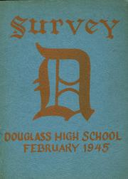 Page 1, 1945 Edition, Frederick Douglass High School - Survey Yearbook (Baltimore, MD) online yearbook collection