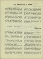 Page 12, 1945 Edition, Frederick Douglass High School - Survey Yearbook (Baltimore, MD) online yearbook collection