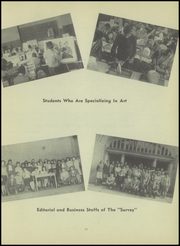 Page 15, 1945 Edition, Frederick Douglass High School - Survey Yearbook (Baltimore, MD) online yearbook collection