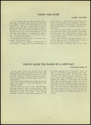 Page 16, 1945 Edition, Frederick Douglass High School - Survey Yearbook (Baltimore, MD) online yearbook collection