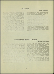 Page 17, 1945 Edition, Frederick Douglass High School - Survey Yearbook (Baltimore, MD) online yearbook collection