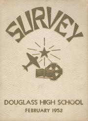 Page 1, 1952 Edition, Frederick Douglass High School - Survey Yearbook (Baltimore, MD) online yearbook collection