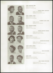 Page 10, 1952 Edition, Frederick Douglass High School - Survey Yearbook (Baltimore, MD) online yearbook collection