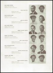 Page 11, 1952 Edition, Frederick Douglass High School - Survey Yearbook (Baltimore, MD) online yearbook collection