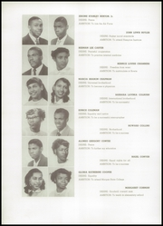 Page 12, 1952 Edition, Frederick Douglass High School - Survey Yearbook (Baltimore, MD) online yearbook collection