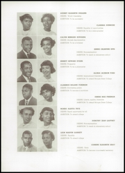 Page 14, 1952 Edition, Frederick Douglass High School - Survey Yearbook (Baltimore, MD) online yearbook collection
