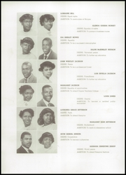 Page 16, 1952 Edition, Frederick Douglass High School - Survey Yearbook (Baltimore, MD) online yearbook collection