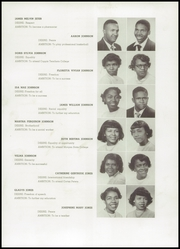 Page 17, 1952 Edition, Frederick Douglass High School - Survey Yearbook (Baltimore, MD) online yearbook collection