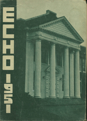 1951 Edition, Easton High School - Echo Yearbook (Easton, MD)