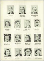 Page 10, 1952 Edition, Easton High School - Echo Yearbook (Easton, MD) online yearbook collection