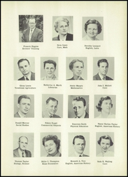 Page 11, 1952 Edition, Easton High School - Echo Yearbook (Easton, MD) online yearbook collection