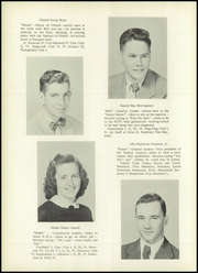 Page 14, 1952 Edition, Easton High School - Echo Yearbook (Easton, MD) online yearbook collection