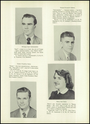 Page 17, 1952 Edition, Easton High School - Echo Yearbook (Easton, MD) online yearbook collection