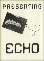Page 8, 1952 Edition, Easton High School - Echo Yearbook (Easton, MD) online yearbook collection