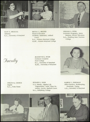 Page 11, 1957 Edition, Williamsport High School - Guneukitschik Yearbook (Williamsport, MD) online yearbook collection