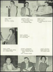 Page 12, 1957 Edition, Williamsport High School - Guneukitschik Yearbook (Williamsport, MD) online yearbook collection