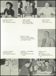 Page 13, 1957 Edition, Williamsport High School - Guneukitschik Yearbook (Williamsport, MD) online yearbook collection
