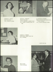 Page 14, 1957 Edition, Williamsport High School - Guneukitschik Yearbook (Williamsport, MD) online yearbook collection