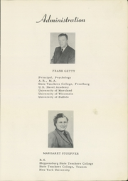 Page 15, 1953 Edition, Smithsburg High School - Leopard Yearbook (Smithsburg, MD) online yearbook collection