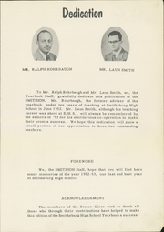 Page 5, 1953 Edition, Smithsburg High School - Leopard Yearbook (Smithsburg, MD) online yearbook collection