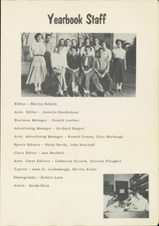 Page 7, 1953 Edition, Smithsburg High School - Leopard Yearbook (Smithsburg, MD) online yearbook collection