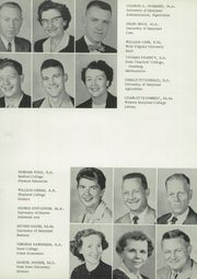 Page 10, 1956 Edition, Smithsburg High School - Leopard Yearbook (Smithsburg, MD) online yearbook collection