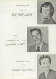 Page 17, 1956 Edition, Smithsburg High School - Leopard Yearbook (Smithsburg, MD) online yearbook collection