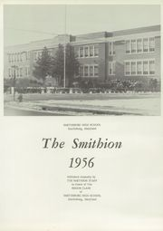 Page 5, 1956 Edition, Smithsburg High School - Leopard Yearbook (Smithsburg, MD) online yearbook collection