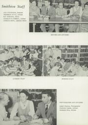 Page 8, 1956 Edition, Smithsburg High School - Leopard Yearbook (Smithsburg, MD) online yearbook collection
