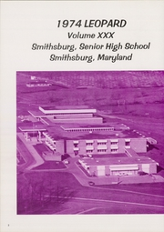 Page 6, 1974 Edition, Smithsburg High School - Leopard Yearbook (Smithsburg, MD) online yearbook collection
