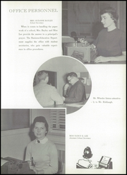 Page 11, 1956 Edition, Hereford High School - Pioneer Yearbook (Parkton, MD) online yearbook collection
