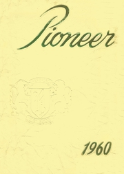 Page 1, 1960 Edition, Hereford High School - Pioneer Yearbook (Parkton, MD) online yearbook collection