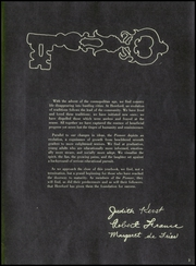 Page 7, 1960 Edition, Hereford High School - Pioneer Yearbook (Parkton, MD) online yearbook collection