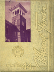 Mount St Joseph High School - Mount Tower Yearbook (Baltimore, MD) online yearbook collection, 1944 Edition, Page 1