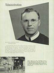 Page 16, 1945 Edition, Mount St Joseph High School - Mount Tower Yearbook (Baltimore, MD) online yearbook collection