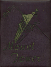 Mount St Joseph High School - Mount Tower Yearbook (Baltimore, MD) online yearbook collection, 1947 Edition, Page 1