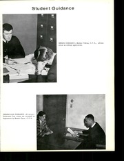 Page 17, 1967 Edition, Mount St Joseph High School - Mount Tower Yearbook (Baltimore, MD) online yearbook collection