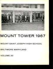Page 5, 1967 Edition, Mount St Joseph High School - Mount Tower Yearbook (Baltimore, MD) online yearbook collection