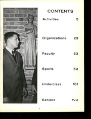 Page 7, 1967 Edition, Mount St Joseph High School - Mount Tower Yearbook (Baltimore, MD) online yearbook collection