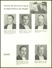 Page 11, 1957 Edition, Calvert Hall College High School - Cardinal and Gold Yearbook (Baltimore, MD) online yearbook collection