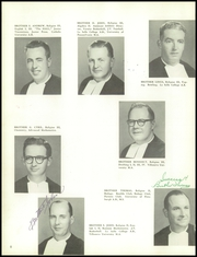 Page 12, 1957 Edition, Calvert Hall College High School - Cardinal and Gold Yearbook (Baltimore, MD) online yearbook collection