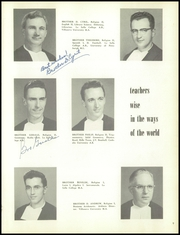 Page 13, 1957 Edition, Calvert Hall College High School - Cardinal and Gold Yearbook (Baltimore, MD) online yearbook collection