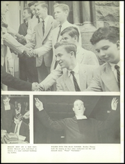 Page 16, 1957 Edition, Calvert Hall College High School - Cardinal and Gold Yearbook (Baltimore, MD) online yearbook collection